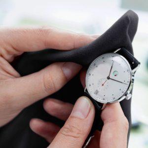 Limpieza reloj