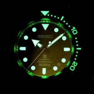 Esfera lumi brite Seiko Automatico 1000M