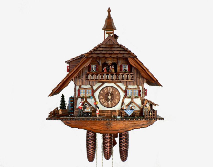Reloj de cuco Schneider