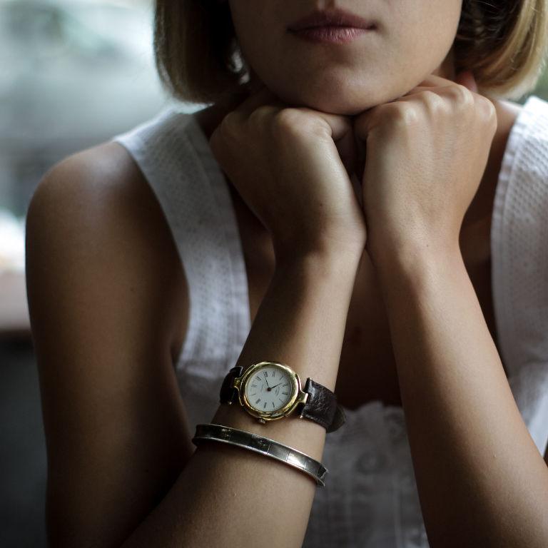 Reloj de señora brazalete