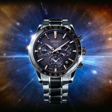 Reloj Seiko GPS Solar Supernova