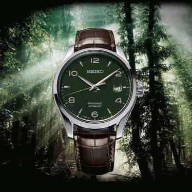 Reloj Seiko Presage Selva