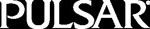Logotipo Pulsar blanco