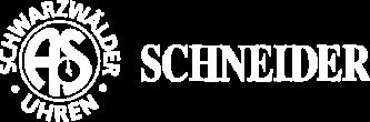 Isologo Schneider blanco